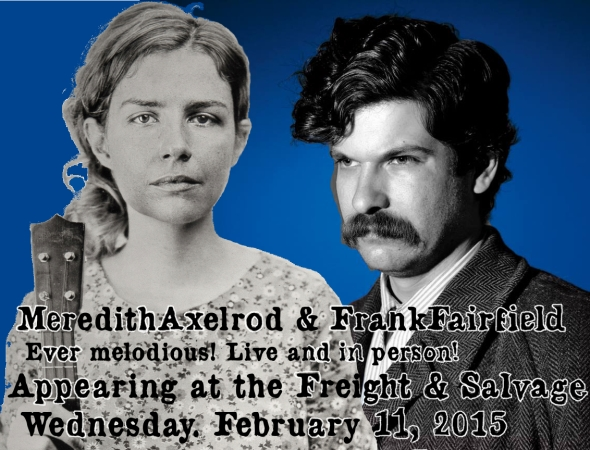 MEREDITH AND FRANK POSTER text too small